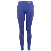 Брюки ACCAPI 2017-18 POLAR BEAR SEAMLESS TROUSERS LADY purple / white