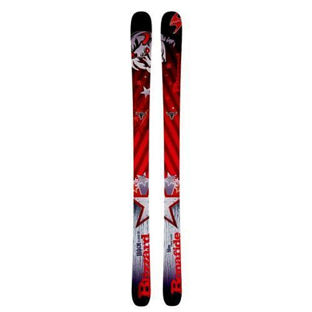 Горные лыжи Blizzard 2013-14 Free Mountain BONAFIDE (FLAT) RED-SILVER-ORANGE
