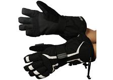 Перчатки Горные Glance X-plosion Black/black (Черный/черный)