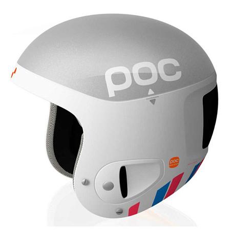 Купить Зимний Шлем Poc Skull Comp Bode 2. Silver white Шлемы для горных лыж/сноубордов 1242323