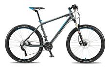 """ВелосипедКолеса 27,5<br>KTM Ultra Flite 27 30s – это универсальный хардтейл для любителей катания по пересеченной местности.<br> <br> Эта модель имеет средний диаметр колес – 27,5"""". Велосипеды с таким диаметром колес получили отличную стабильность без ущерба для маневренности, поэтому наиболее универсальны, используются в разных дисциплинах и удобны для людей с невысоким ростом.<br> <br> длина хода вилкиот 100 до 150 мм<br> блокировка амортизаторада<br> рулевая колонкаRitchey OE Logic Zero<br> рульKTM Line flat, ширина 680 мм<br> передний тормозShimano M396, диаметр ротора 180 мм<br> задний тормозShimano M396, диаметр ротора 160 мм<br> системаShimano Deore M612, 40-30-22<br> кареткаShimano BB51-Unit BSA<br> педалиVP-195-E<br> ободьяKTM Line 27.5, Ryde Taurus, 584 x 21 мм<br> передняя втулкаShimano M4050 - 100/5 QR CL<br> задняя втулкаShimano M4050 - 135/5 QR CL<br> передняя покрышкаSchwalbe Rapid Rob, 54-584, 27 x 2.1<br> задняя покрышкаSchwalbe Rapid Rob, 54-584, 27 x 2.1<br> подседельный штырьKTM Line 2D forged, 350 x 27.2 мм<br> кассетаShimano HG50-10, 11-36<br> манеткиShimano Deore M610<br> рамаАлюминиевый сплав 6061, Ultra 27.5, M:1452<br> вилкаRockShox XC30 27.5, ход 100 мм<br> тип заднего амортизаторабез амортизатора<br> материал рамыалюминий<br> тип тормозовдисковый гидравлический<br> диаметр колеса27.5<br> тип амортизированной вилкипружинно-масляная<br> задний переключательShimano Deore M611<br> количество скоростей30<br><br>Пол: Унисекс<br>Возраст: Взрослый"""