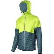 Куртка беговая Loeffler 2018-19 Primaloft 100 лайм