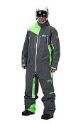 Комбинезон Сноубордический Picture Organic 2016-17 Stratos Suit A Black/white