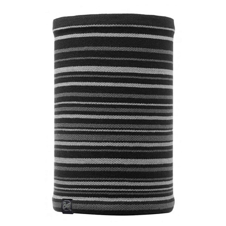 Купить Шарф BUFF KNITTED & POLAR NECKWARMER LAKI BLACK Банданы и шарфы Buff ® 1263130