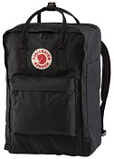 "Рюкзак FjallRaven 2021 Kånken Laptop 17"" Black"