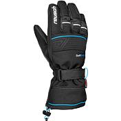 Перчатки горные REUSCH 2014-15 SKI PISTE MAN Connor R-TEX XT black / brilliant blue