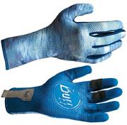 Перчатки рыболовныеПерчатки, варежки<br>Технологичные рыболовные перчатки.<br>Полностью с закрытыми пальцами.<br>Выполнены из стрейтчевой ткани, комфортно облегающей кисть руки. Ладонь перчатки покрыта селиконовым принтом.<br>Фактор защиты от солнца UPF 50&amp;#43;.<br>Удлиненная манжета.<br>Состав: 95% нейлон, 5% лайкра; принт на ладони: 100% силикон, трикотаж<br>