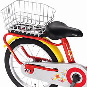 Корзина на багажникВелобагажники<br>Задняя корзина Puky GK Z (silver) предназначена для крепления на багажник велосипеда Puky.<br> <br> Особенности:<br> <br> - крепится на багажник подпружиненным фиксатором;<br> - подходит для велосипедов Puky Z/ZL;<br> - дно корзины чуть заужено для удобства хранения;<br> - индивидуальная упаковка товара - коробка.<br> <br> Задняя корзина Puky GK Z (silver) - это стильный и полезный аксессуар.