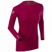 Футболка с дл. рукавомТермобелье<br>Женская терморубашка Bjorn Daehlie Shirt Active LS c длинным рукавом. <br>Лучший выбор для тех, кто хочет оставаться сухим, занимаясь спортом в зимний период. <br>Отлично отводит влагу и обеспечивает хороший воздухообмен, при этом сохраняя тепло. <br>Мягкая и комфортная терморубашка Bjorn Daehlie Shirt Active LS не раздражает кожу. <br>Состав: внешняя сторона - 100% мериносовая шерсть, внутренняя сторона - 15% мериносовая шерсть, 85% Coolmax.