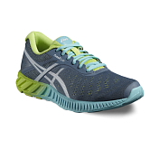 Кроссовки Life StyleКроссовки для бега<br>Это кроссовки, которые предлагают вам высокий уровень защиты и амортизации при малом весе. Подошва fuzeGEL равномерно распределяет давление и позволяет преодолевать и длинные дистанции.<br>Благодаря переходу  8мм от пятки к носку, что меньше, чем у кроссовок для шоссейного бега, вы сможете прочувствовать рельеф поверхности .<br><br>    Длительные забеги станут легче в кроссовках с амортизацией fuzeGEL<br><br>Пол: Женский<br>Возраст: Взрослый