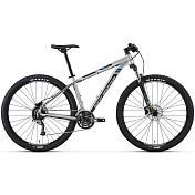 Велосипед Rocky Mountain Fusion 10 2018 grey/blue
