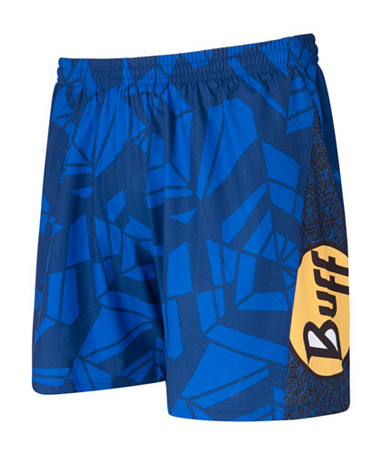 Шорты беговые BUFF OFFICIAL RUNNING SHORTS ANANZE Royal Blue (синий)