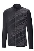 Куртка беговаяОдежда для бега и фитнеса<br>Ветрозащитная куртка для бега<br> <br> - Технология управления влажностью DryLite сохранит тело сухим<br> - Плоские швы<br> - Пакуется в собственный карман на спине<br> - Светоотражающие элементы<br> - 100% полиэстер