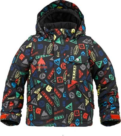 Купить Куртка сноубордическая BURTON 2013-14 BOYS MS FRAY JK ICONIC Детская одежда 1021891