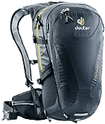 Рюкзак Deuter 2020 Compact EXP 12 Black