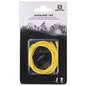 Шнурки Salomon 2017 Шнурки Quicklace Kit Yellow