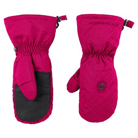 Купить Варежки Poivre Blanc 2015-16 W15-1072-JRGL/A miami pink Детская одежда 1216583