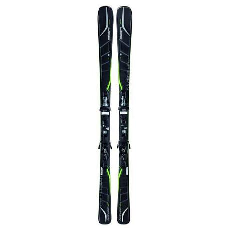 Купить Горные лыжи с креплениями Elan 2014-15 ALL MOUNTAIN AMPHIBO Amphibio 14 Fusion+ELX 12, лыжи, 1121053
