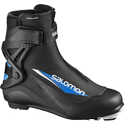 Лыжные ботинки SALOMON 2020-21 S/Race Skate Prolink Jr