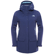 Куртка для активного отдыха THE NORTH FACE 2016 W MIRA JACKET  PATRIOT BLUE BLUE