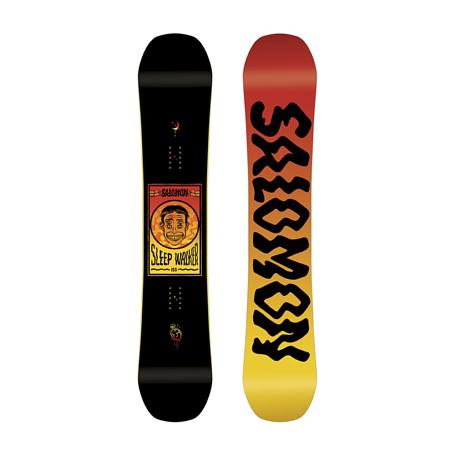 Купить Сноуборд SALOMON 2017-18 SLEEPWALKER, доски, 1374515