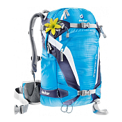 Рюкзак Deuter 2015 Alpine Winter Freerider 24 SL turquoise-blueberry