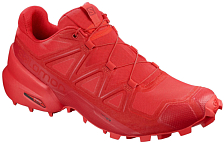Беговые кроссовки для XC SALOMON Speedcross 5 High Risk Red/Barbados Cherry/Barb