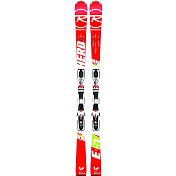 ������ ���� � ����������� ROSSIGNOL 2014-15 RACE HERO ELITE ST Ti+AXIAL3 120 TPI2 B80 WHITE RED