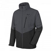 Куртка для активного отдыхаОдежда для активного отдыха<br>Двухслойная куртка для горных путешествий<br> <br> -капюшон убирается в воротник<br> -молния для подстежки флиса<br> -водонепроницаемая пропитка<br> -боковые карманы на молнии<br> -нагрудный карман на молнии<br> -молнии подмышками для вентиляции<br> -эргономичные рукава<br> -манжеты на липучках<br> -внутренний карман на молнии<br> -мембрана Powertex защищает от влаги и ветра<br> -внешний материал PXP 2L 8k/5k T-SQUARE 90<br> -подкладка PA TAFFETA WR 65, DRYTON LIGHT RECYCLED MESH 52 BS