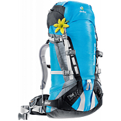 Рюкзак Deuter 2016-17 Guide 40+ SL turquoise-black