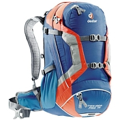 Рюкзак Deuter 2018-19 Trans Alpine Pro 28 steel-papaya