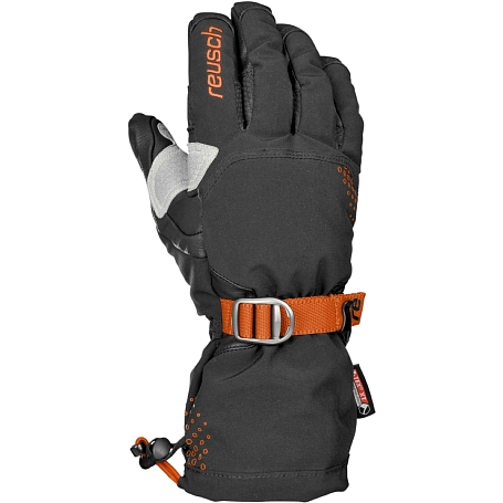 Перчатки горные REUSCH 2014-15 FREERIDE Lech R-TEX XT black / spicy orange