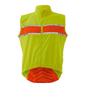 Веложилет Polaris 2014 RBS MINI GILET Fluo Yellow/Orange