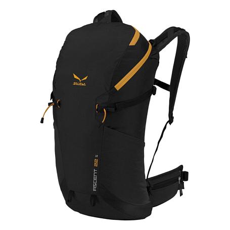Купить Рюкзак туристический Salewa 2016 Ascent 22s Black, Рюкзаки туристические, 1240997
