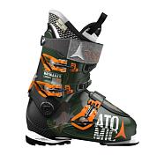 Горнолыжные Ботинки Atomic 2016-17 Waymaker Carbon 120 Dark Green/black / Темно-зеленый, Черный