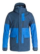 Куртка сноубордическая Quiksilver 2015-16 York Jkt M SNJT DARK DENIM
