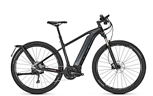 Велосипед FOCUS JARIFA I29 SPEED 2017 MAGICBLACK MATT