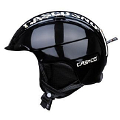 Зимний Шлем Casco POWDER Black-White