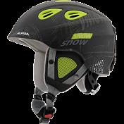 Зимний ШлемШлемы<br><br>Детский шлем сделанный по технологии Inmold, доказавший свою надежность более ста тысяч раз в различных испытаниях. Непревзойденное соотношение цена-качество. <br><br>Технологии:<br>INMOLD TEC – технология соединения внутренней и внешней части шлема при помощи высокой температуры.  Данный метод делает соединение исключительно прочным, а сам шлем легким. Такой метод соединения гораздо надежнее и безопаснее обычного склеивания.<br>CERAMIC – особая технология производства внешней оболочки шлема. Используются легковесные материалы экстремально прочные и устойчивые к царапинам. Возможно использование при сильном УФ изучении, так же поверхность имеет антистатическое покрытие. <br>EDGE PROTECT – усиленная нижняя часть шлема, выполненная по технологии Inmold. Дополнительная защита при боковых ударах.    <br>RUN SYSTEM – простая система настройки шлема, позволяющая добиться надежной фиксации.<br>AIRSTREAM CONTROL – регулируемые воздушные клапана для полного контроля внутренней вентиляции. <br>REMOVABLE EARPADS -  съемные амбушюры добавляют чувства свободы во время катания в теплую погоду, не в ущерб безопасности.  При падении температуры, амбушюры легко устанавливаются обратно на шлем.<br>CHANGEABLE INTERIOR – съемная внутренняя часть. Допускается стирка в теплой мыльной воде.<br>NECKWARMER – дополнительное утепление шеи. Изготовлено из мягкого флиса.<br><br><br>Пол: Унисекс<br>Возраст: Детский