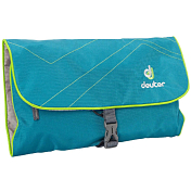 Косметичка Deuter Wash Bag II Petrol/Kiwi