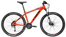 ВелосипедКолеса 29 (найнеры)<br>Горный велосипед для любителей сложных маршрутов<br> <br> Особенности:<br> <br> - оборудован алюминиевой рамой Alpha Silver Aluminum, способной выдержать даже большие нагрузки при катании в местности со сложным рельефом.<br> - вилка SR Suntour XCT обеспечит отличную амортизацию и управляемость велосипедом на сложном маршрут<br> - дисковые гидравлические тормоза<br> <br> <br> Технические характеристики:<br> <br> Рама: Alpha Silver Aluminum<br> Размер рамы: 17,5, 19,5<br> Вилка: SR Suntour XCT, ход 100 мм<br> Тип вилки: пружинная<br> Диаметр колес: 29<br> Кол-во скоростей: 27<br> Переключатель задний : Shimano Altus<br> Переключатель передний: Shimano Altus<br> Шифтеры: Shimano HG20 11-34T, 9 скоростей<br> Тип тормозов: дисковый гидравлический<br> Тормоза: Tektro M290<br> Система: Shimano M371, 44-32-22T<br> Кассета: Shimano HG20 11-34T, 9 скоростей<br> Покрышки: Bontrager XR1, 29