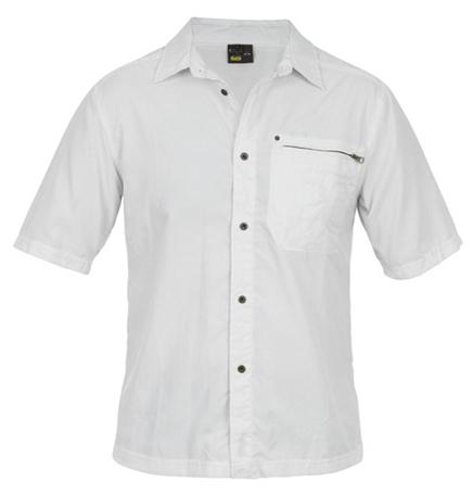 Купить Рубашка для активного отдыха Salewa 5 Continents POEL DRY LITE M SRT snow Одежда туристическая 547975