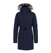 Парка для активного отдыха THE NORTH FACE 2017-18 W BROOKLIN PARKA 2 URBAN NAVY