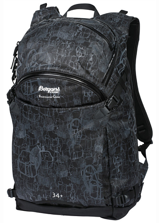 Рюкзак Bergans Backcountry 34L Black Print