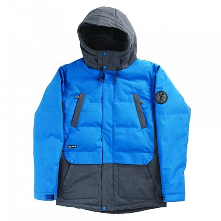Купить Куртка сноубордическая I FOUND 2014-15 CLIMAX JACKET BLUE, Одежда сноубордическая, 1140682