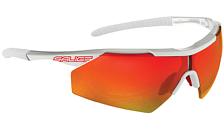 Очки солнцезащитныеБеговые визоры<br>Сверх лёгкая небольшая оправа с поразительной гибкостью. Раздельные сменные линзы с большой площадью для защиты от встречных потоков воздуха. Оправа из гриламида TR90 и вставки из резины Megol© на всех контактных точках. RW -&amp;nbsp;&amp;nbsp;линза с многослойным зеркальным покрытием уменьшает блики и повышает чёткость. Устойчивые к царапинам линзы IDRO с водо- и пылеотталкивающей обработкой для оптимальной видимости. В комплекте сменные прозрачные линзы из поликарбоната, термоформованный защитный футляр и салфетка из микрофибры.<br>Категория линз: 3 Линзы полностью блокируют УФ&amp;#40;до 400 Нм&amp;#41; Поликарбонатовые линзы с покрытием против царапин и антибликовым покрытием Линзы с водоотталкивающим покрытием Линзы с антибликовым покрытием Поставляется с дополнительными сменными линзами