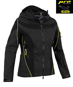 Куртка туристическая Salewa Alpine Extreme Pro DONNAFUGATA PTX W JACKET black/0900/2450