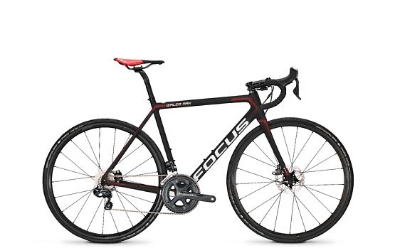 Купить Велосипед FOCUS IZALCO MAX DISC ULTEGRA DI2 2017 CARBON/RED Шоссейные 1318705