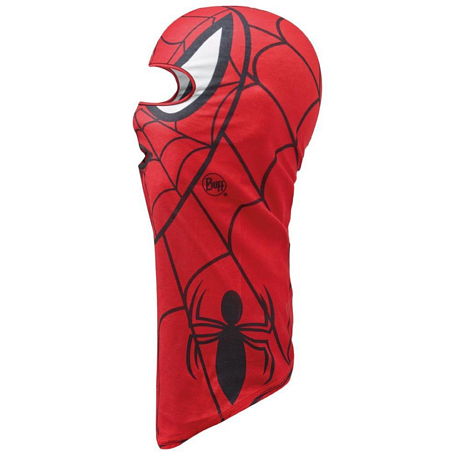 Маска (балаклава) BUFF SUPERHEROES JR MICROFIBER BALA CLAVA BUFF SPIDERMASK