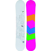 Сноуборд FTWO 2014-15 Whitedeck Rocker Women